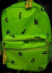 Children Back Pack (abc)