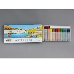 WATER COLOUR ASTAR A1800/WC-1800 6cc+9cc 12 COLOURS