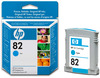 CARTRIDGE HP CH566A (82) CYAN