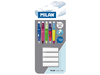 Milan Capsule 4 Spare Erasers for 2B Mechanical Pencil Blister BTM10299