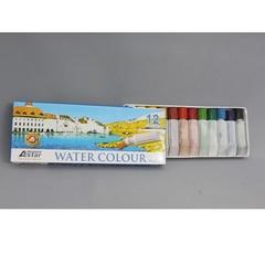 WATER COLOUR ASTAR A1200/WC-1200 6cc 12 COLOURS