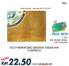 DEAL003#1 UNIT Sticky Memoboard SB455583 455x583mm  + 1pc BECON BE Voucher RM5