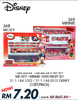 DEAL369#1 SET Mickey  Stationery Set 31-1-144-1022 Disney