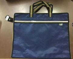 """Document Bag Vinly With Handle B4 TIANSHUN TS-9004 12""""x15""""x3"""""""