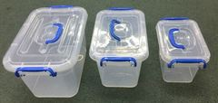 Plastic Storage Box with Handle 8826 4L