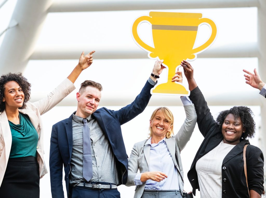 happy employees are the company's champion