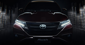 New Toyota Rush