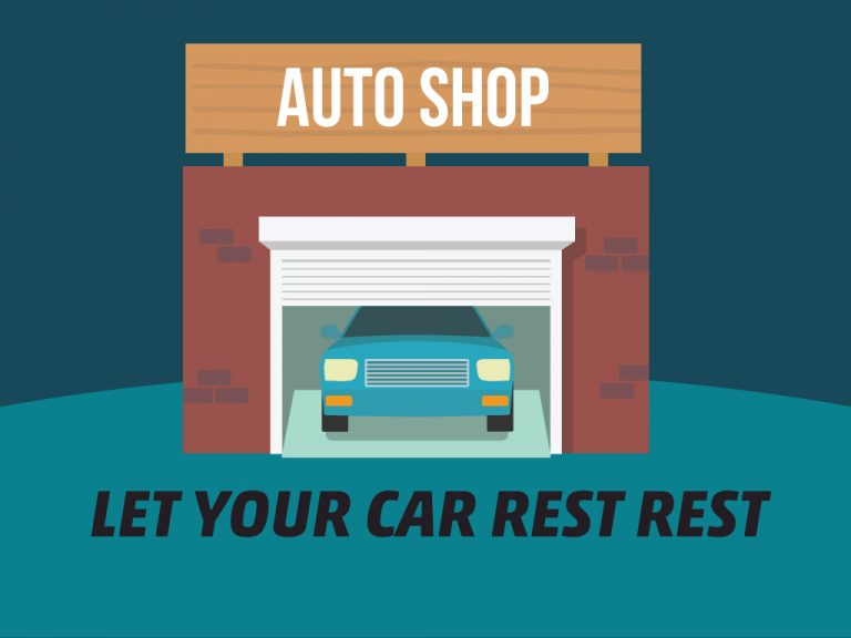 Getting Car Ready for a Long Trip Tip #4: Let Your Car Rest