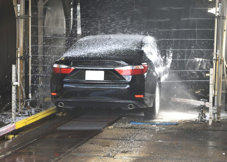 Car Wash Tip #3: Proper Exterior Cleaning