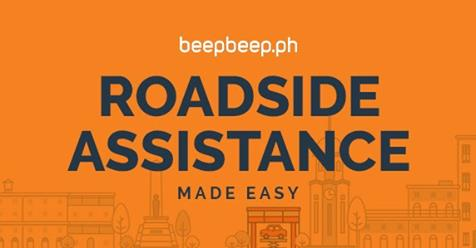 Roadside Assistance Made Easy by beepbeep.ph