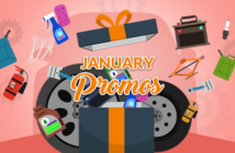 January Car Shop Promos 2019