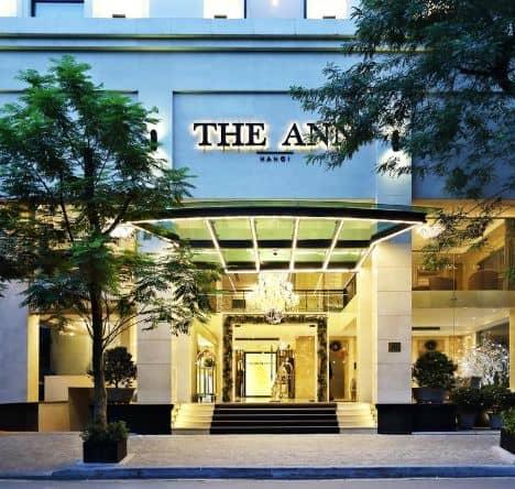 The Ann Hà Nội Hotel