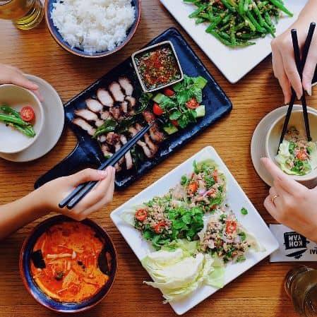 Nhà hàng Thái Koh Yam