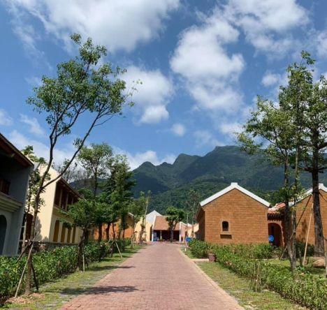 Làng Hành Hương Yên Tử
