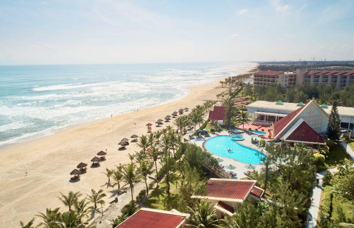 COMBO 3N2Đ CENTARA SANDY BEACH RESORT DA NANG <br/> Khởi hành từ TP. Hồ Chí Minh