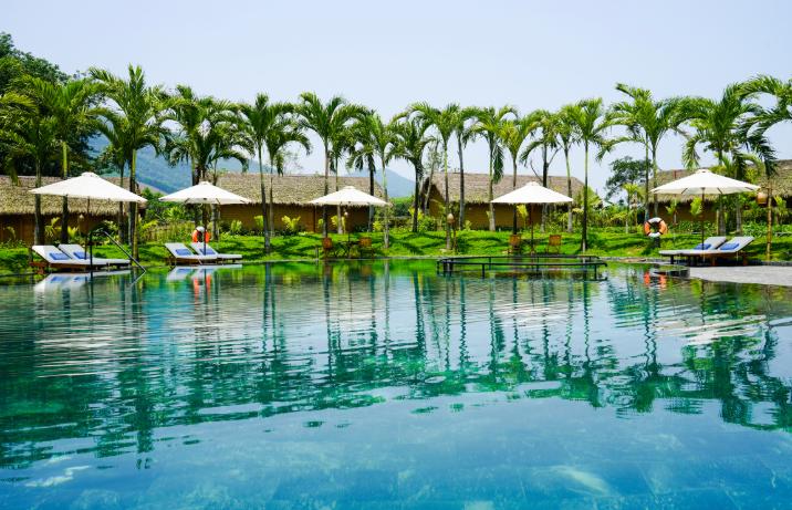 COMBO HUẾ 4N3Đ ALBA WELLNESS RESORT VÀ MOONLIGHT HOTEL <br/> Khởi hành từ Hà Nội