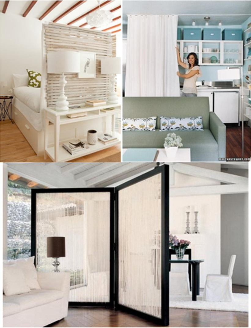Source (clockwise from top left): homedit.com, marthastewart.com & interiorsbystudiom.com
