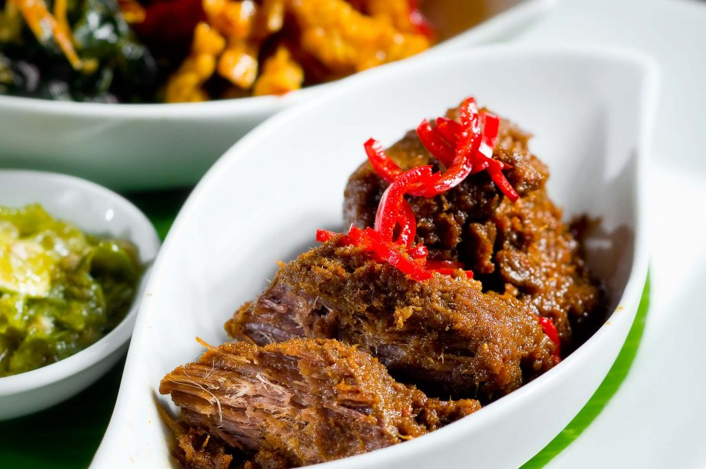 beef rendang for ramadhan