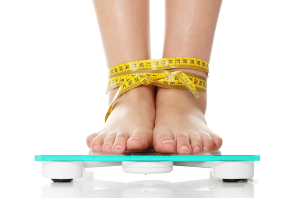 weighing machine diet