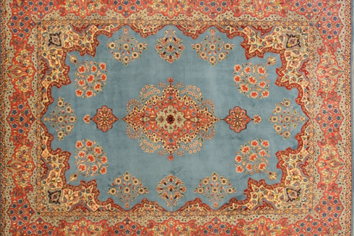 These Persian Carpets Will Sweep You Off Your Feet