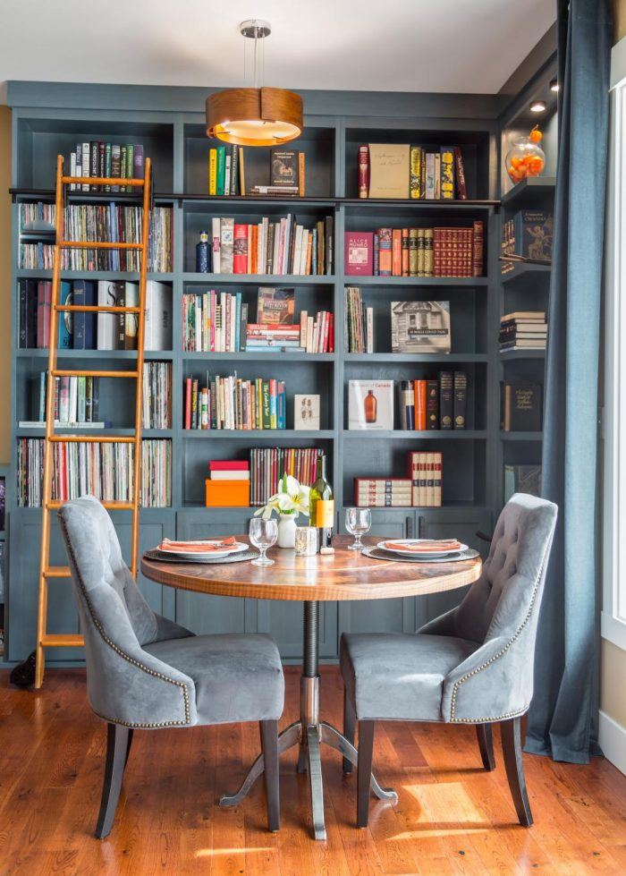 Home Library Room: 5 Home Library Designs That Will Make You Love Reading
