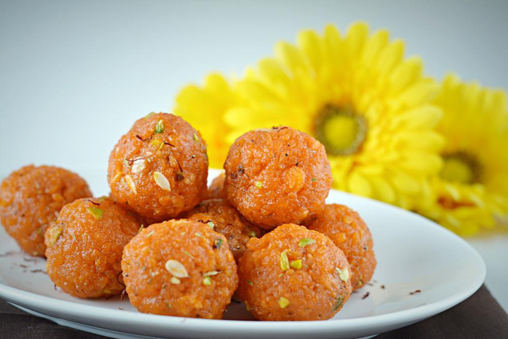 motichoor-laddoo deepavali treat