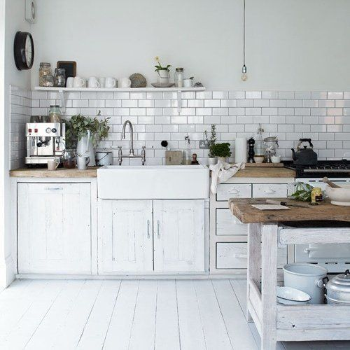 apartment tiles in kitchen