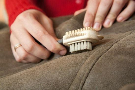 suede brush for suede sofa