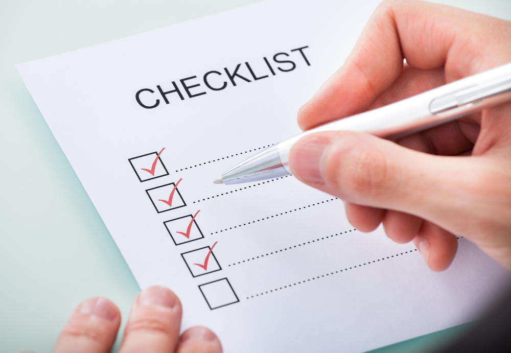 Image result for The Ultimate 'Before You List' Checklist