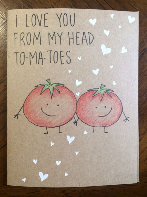 creative valentine card