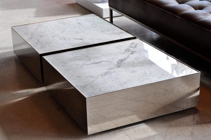 Beautiful marble coffee table