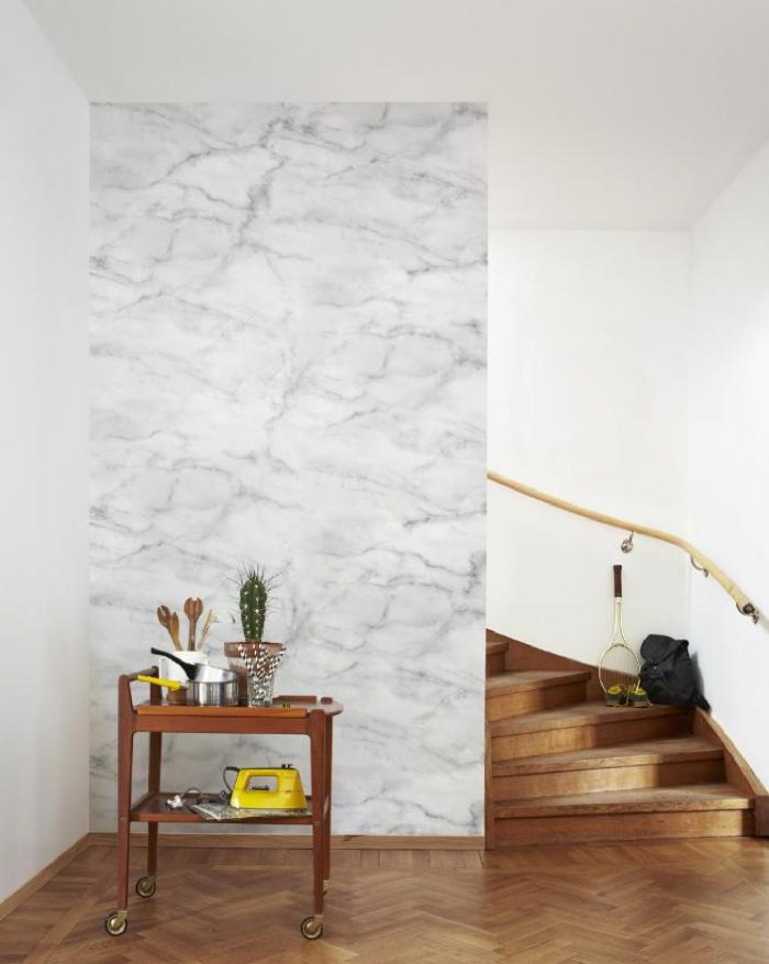 Marble walls