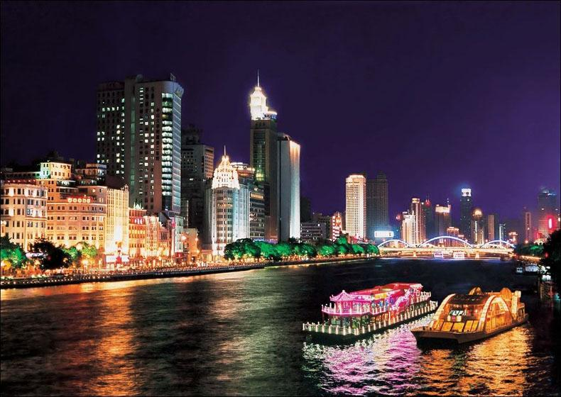 Pearl River Cruise, Guangzhou, China