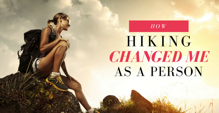 how hiking changed my life