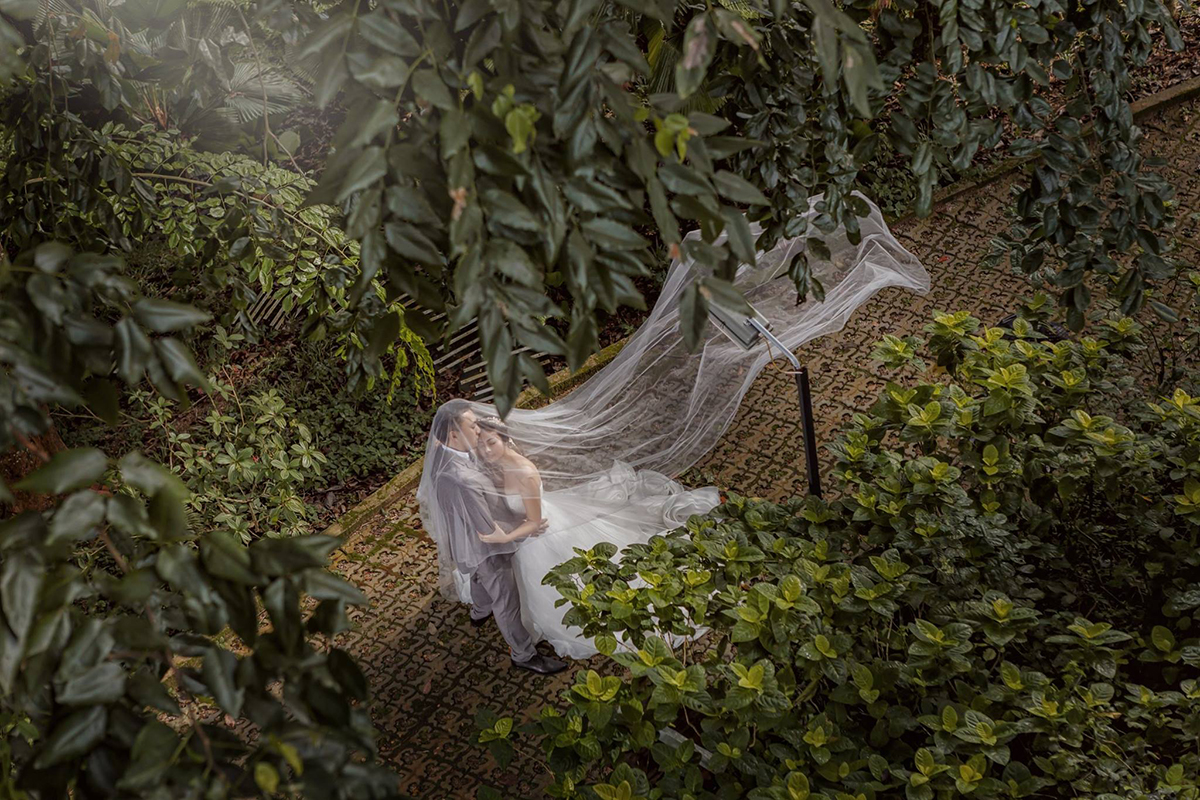 couple prewedding shoot in Balik Pulau