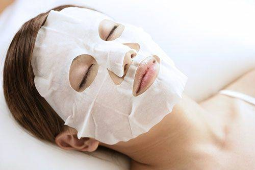 face mask healthy skin