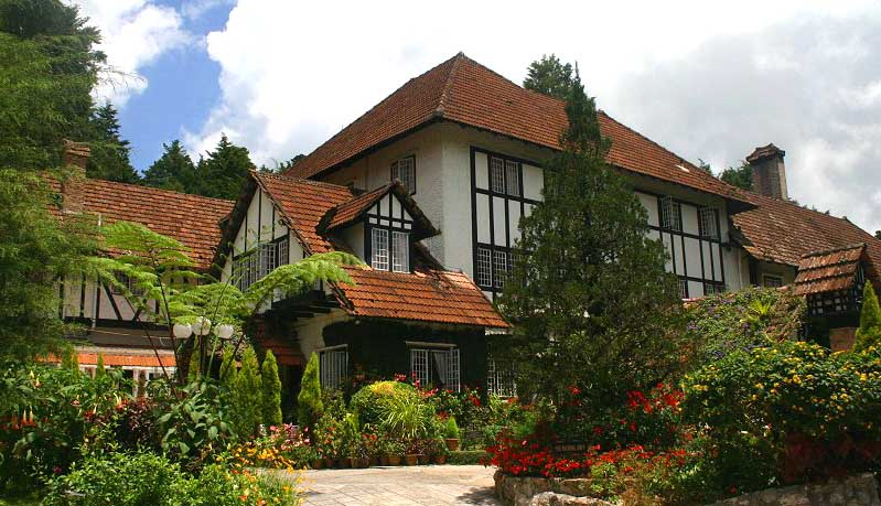 ye olde smokehouse, fraser hill, cameron highlands