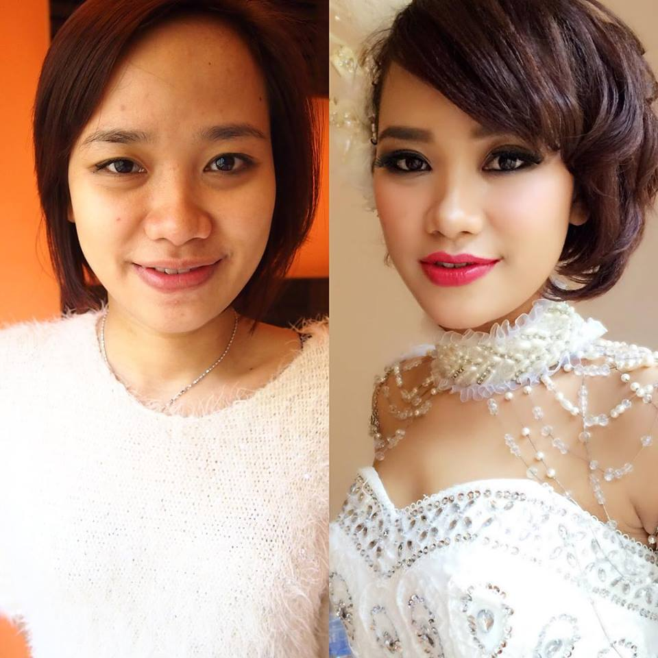 indonesian bride twinkle makeup