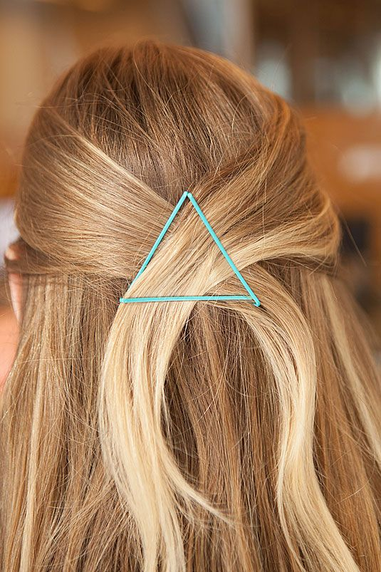 creative hair pin