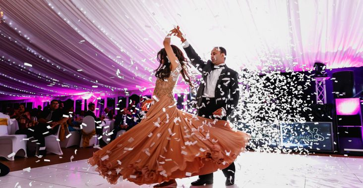 asian wedding dance