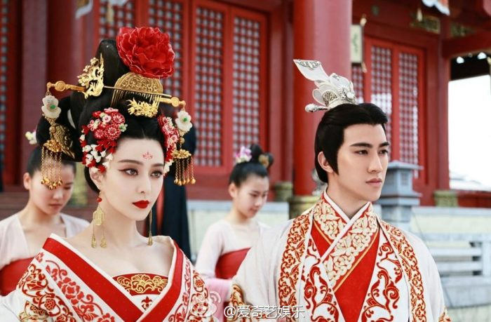 empress of china
