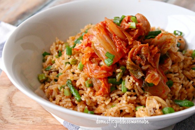 bulgogi fried rice