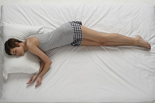 Sleeping Positions Reveal Your Personality Traits
