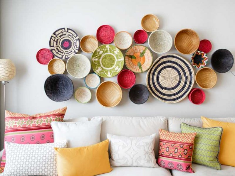Cheap & Creative Ways To Decorate Your Walls