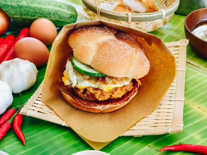 mcdonald's singapore nasi lemak burger