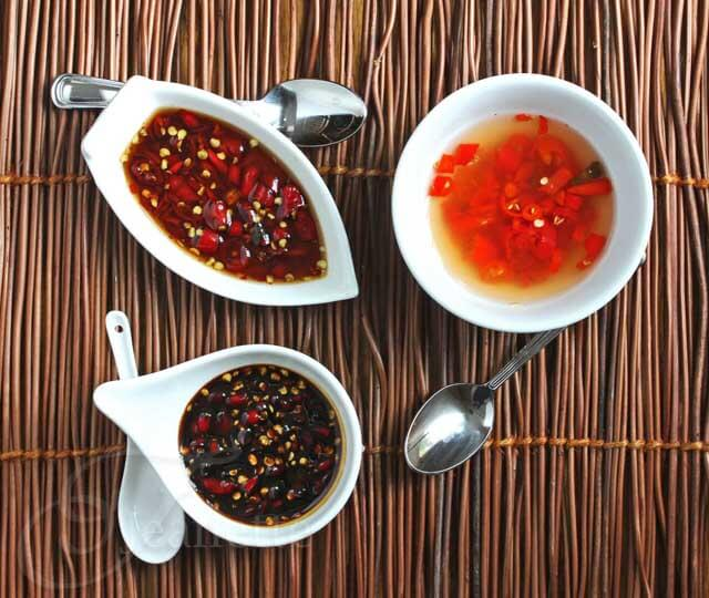 chilli soy sauce