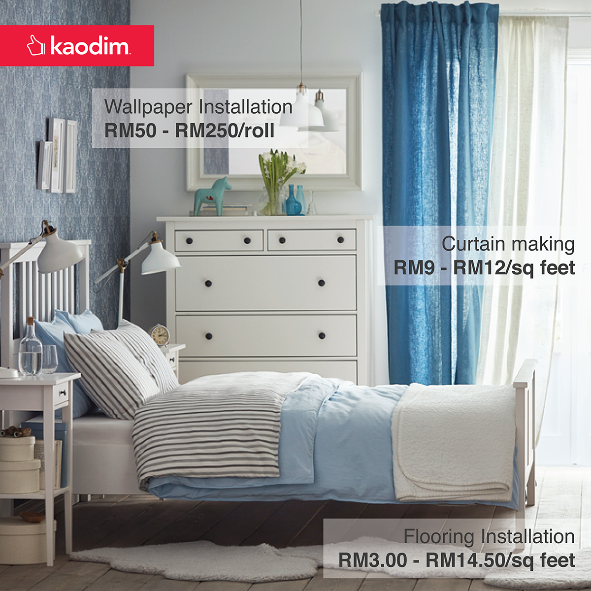 bedroom renovation cost in klang valley