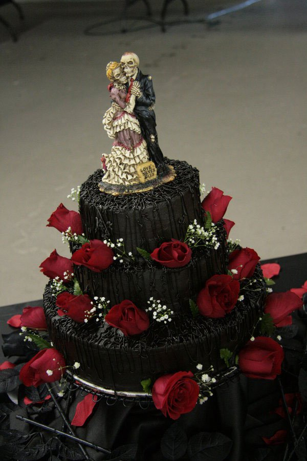 death lovers cake