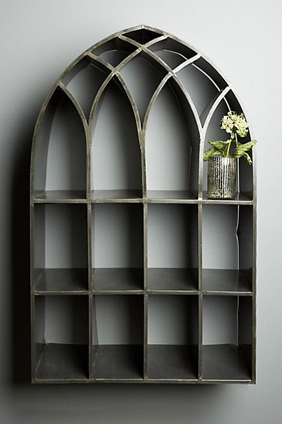 church shelves