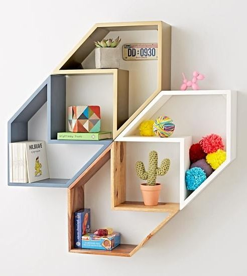 arrow shelves